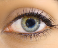 Beautiful Woman' Eye