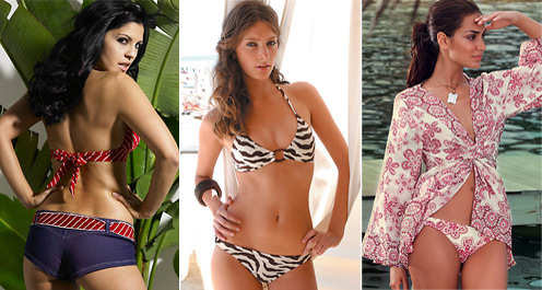 Beachwear for Beautiful Women