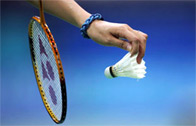 Badminton for Your Beauty