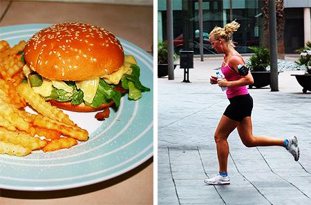 Sports vs Dieting