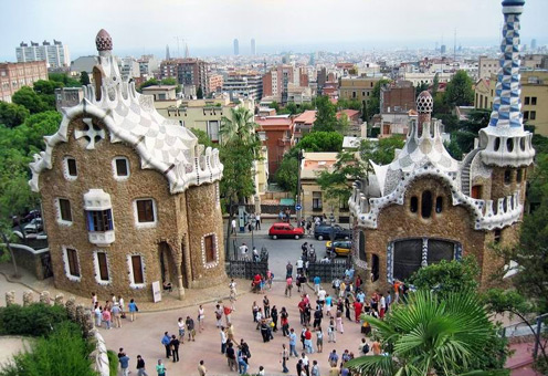 Antonio Gaudi, Beautiful Place 5