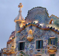 Beautiful Places. Antonio Gaudi Masterpieces