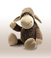 Cute Soft Toy for Little Geniusbeauties