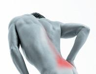 Man Experiencing Backache