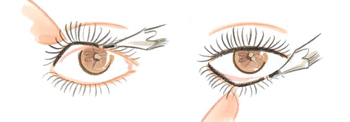 Step 2. Use Eyeliner