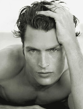 Picture of the Man from Armani Acqua di Gio Ads