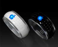 Stylish iRing in Two Colors