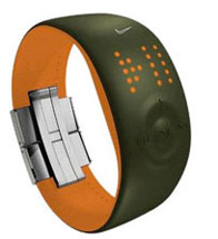 Fashionable Wristwatch Nike AMP+
