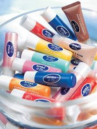 Nivea Cherry Kiss Lipsticks and Lip Balms for Lip Care