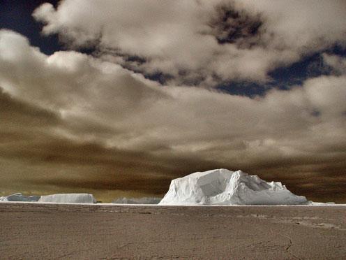 Dark Antarctica