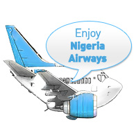Nigeria Airways Caricature