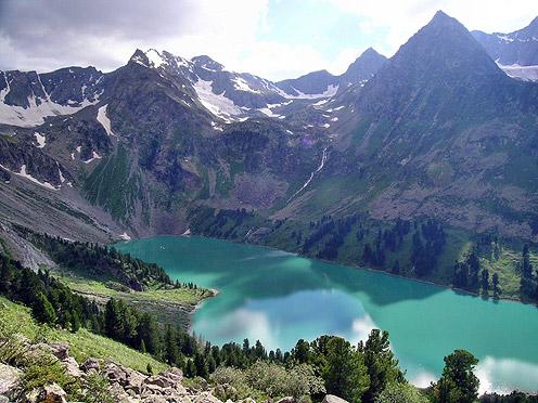 Caucasus Lake