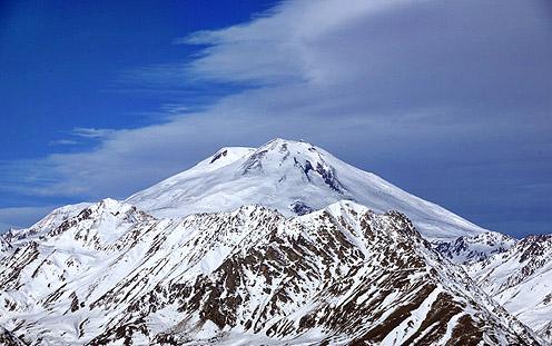 Elbrus Peak
