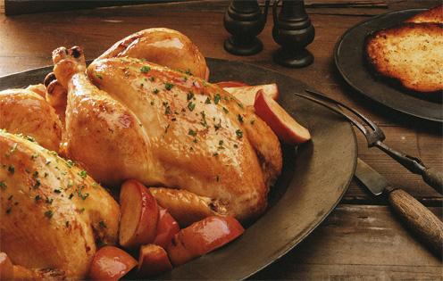 Appetizing Chicken