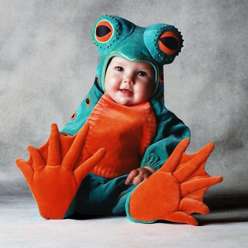 Frog Baby