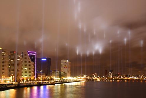 Megapolis Evening Light