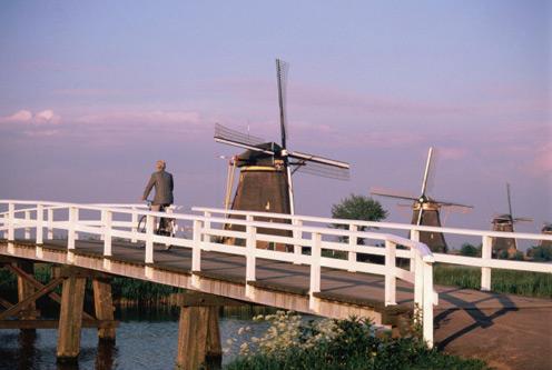 Bridge in the Netherlands