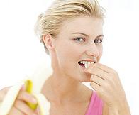 Eating Woman