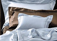 Silky Bedclothes