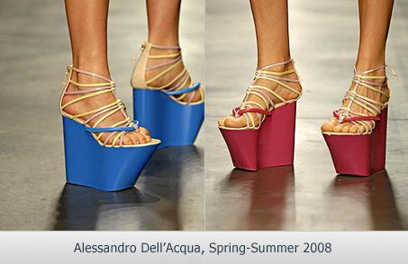 Alessandro Dell'Acqua Shoes