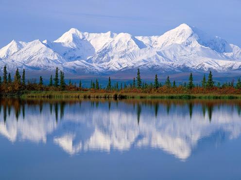 Water Body, Alaska