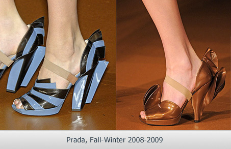 Prada, Fall-Winter 2008-2009