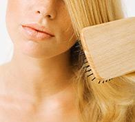 Split Ends in the Hair