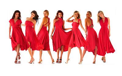 7-in -1 Transformer Dress by Victoria's Secret