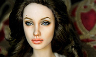 Angelina Jolie Doll