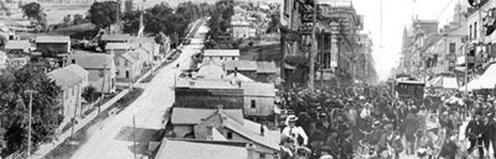 The longest street