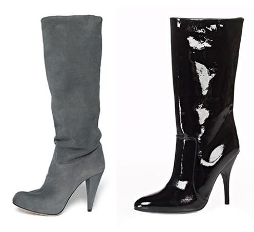Dark Shoe Colors