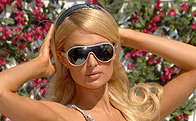 Paris Hilton Comes Up with Hair Extension Headband