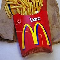 Small McDonalds Pack