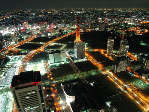 Beautiful Tokyo Nights