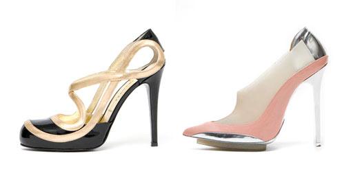 Bruno Frisoni and Balenciaga Shoes