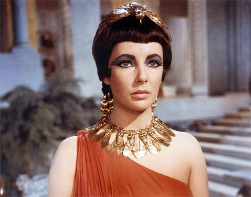 """""""Cleopatra"""" Elizabeth Taylor"""