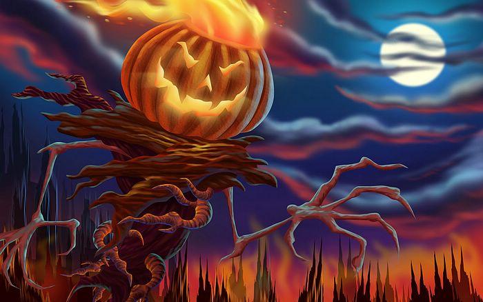 Halloween Picture - Pumpkin