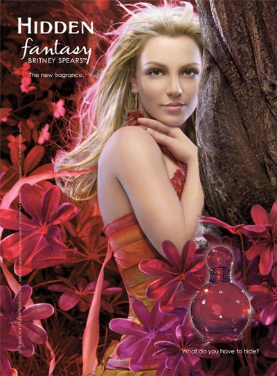 Hidden Fantasy Fragrance, Britney Spears
