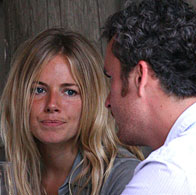 Balthazar Getty disappointed Sienna Miller