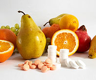 Vitamin Supplements and Natural Vitamin Sources
