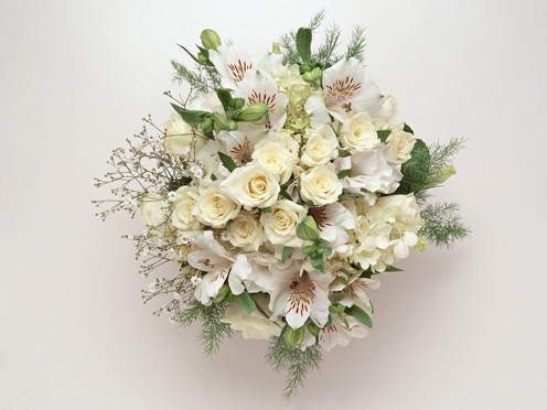 Beautiful Wedding Flower Bouquet