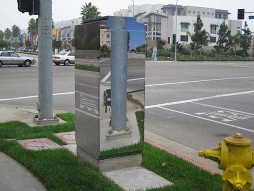 Pole by Joshua Callaghan