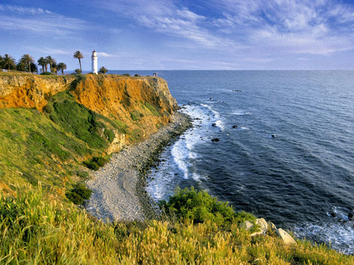 Point Vicente Light, Palos Verdes