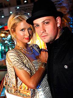 Paris Hilton and Aggressive Benji Madden