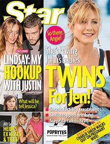 Star Cover: Twins for Jen!