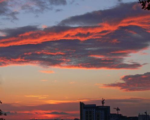 Nottingham Sky
