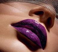 Dazzling Lip Makeup