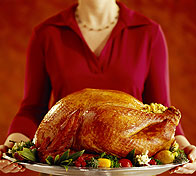 Huge Holiday Turkey