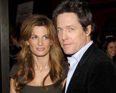 Jemima Khan and Hugh Grant. In early December, Jemima and Guy were at Mathew ...