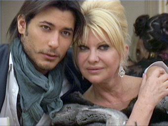 Ivana Trump and New Boyfriend John-David Dery
